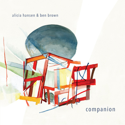 Alicia Hansen & Ben Brown - Companion - album cover